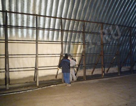 теплоизоляция животноводческих помещений