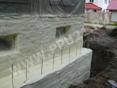 изоляционный материал пенополиуретан