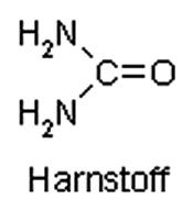 химическая формула мочи