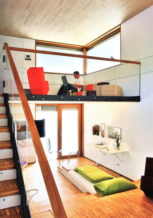жизнь в энергосберегающем доме