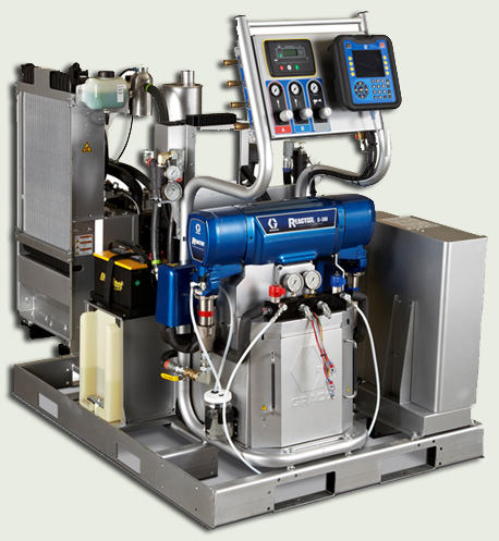 аппарат для производства пенополиуретана