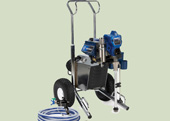 Аппарат Graco FINISHPRO 395 HI BOY