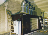 Проектирование и монтаж вентиляционно- климатических систем для бескаркасных арочных сооружений