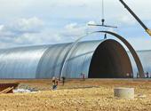 Строительство картофелехранилища: оптимальный проект